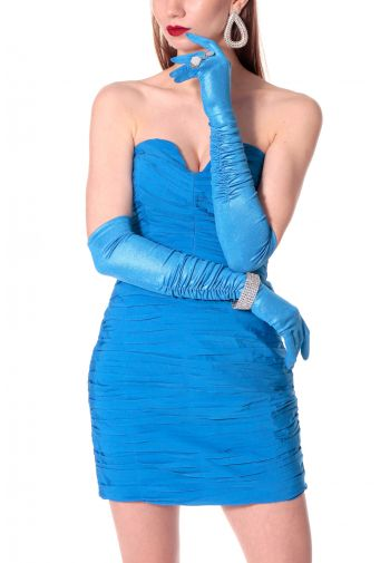 Dress Diva Blue