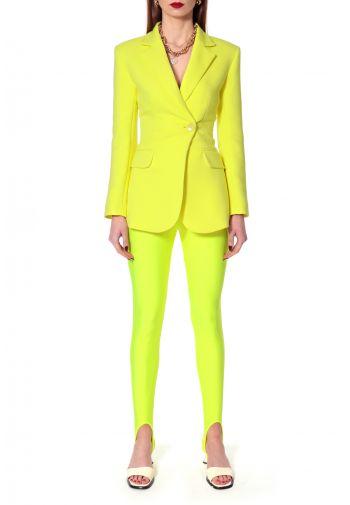 Blazer Isabella Laser Yellow