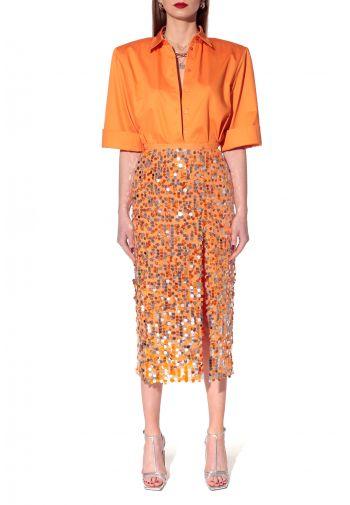 Skirt Layla Nectarine