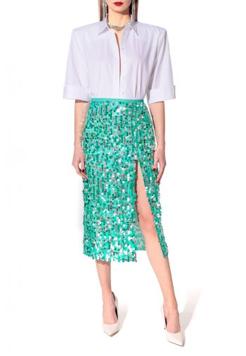Skirt Layla Spectra Green