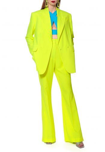Marynarka Blair Laser Yellow