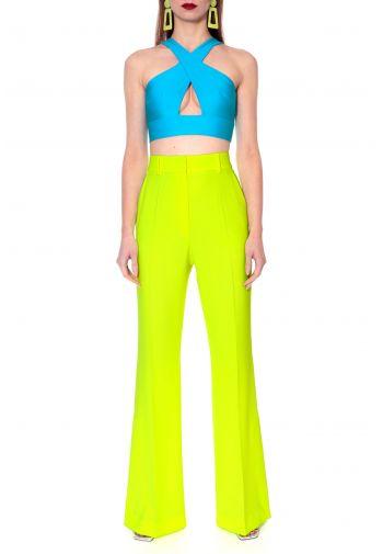 Spodnie Camilla Laser Yellow