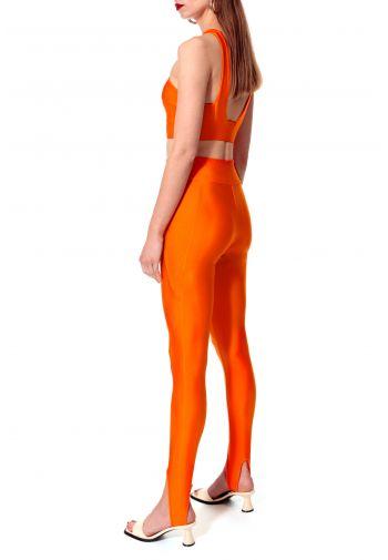 Leggings Gia Neon Orange