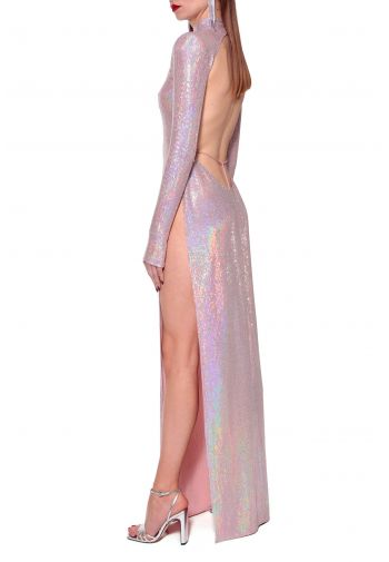 Suknia Candice Holographic...
