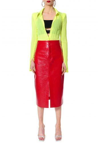 Skirt Liz High Risk Red