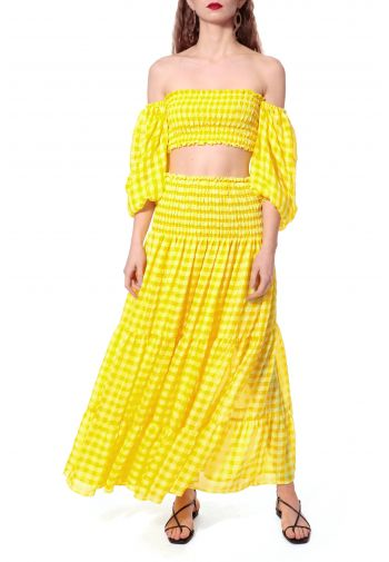 Skirt Lola Sun Kissed Yellow