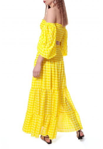 Top Ibbie Sun Kissed Yellow