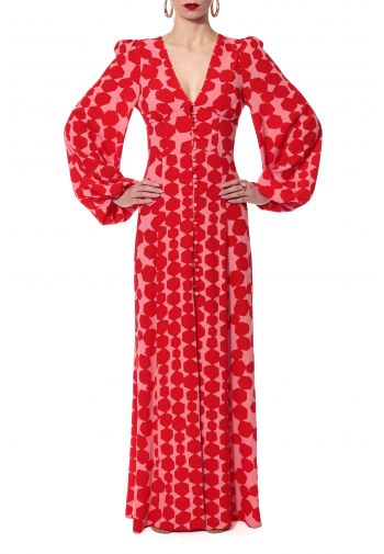 Dress Imani Poppy Red