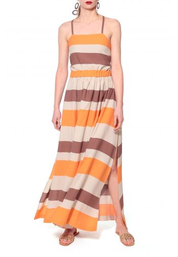 Dress Lucia Calypso Orange