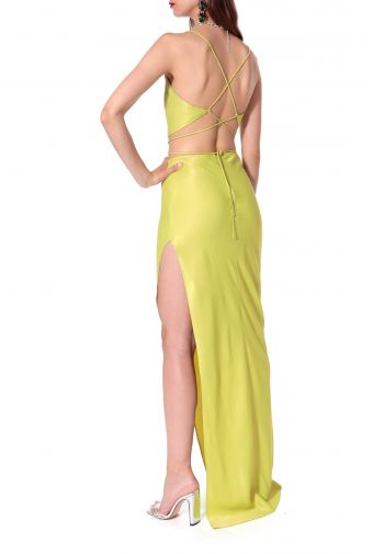 Skirt Gal Wild Lime