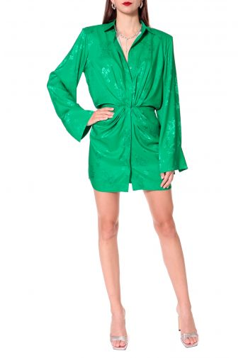 Dress Jada Emerald