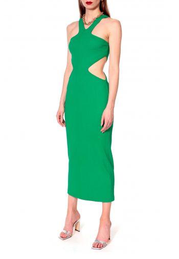 Dress Giselle Brazil Green
