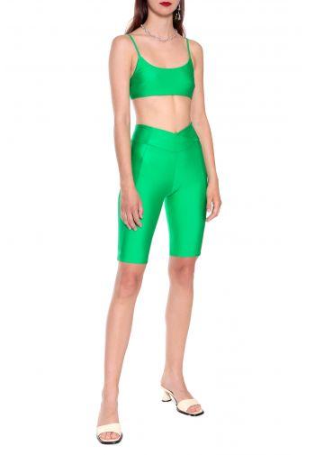 Biker shorts Jess Brazil Green