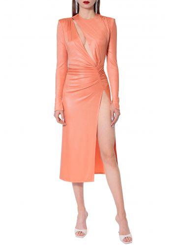 Dress Adriana Papaya Nectar