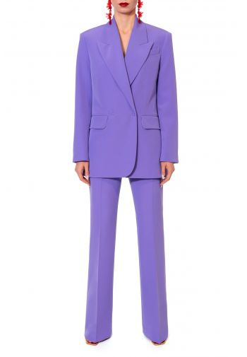 Blazer Blair Purple Opulence