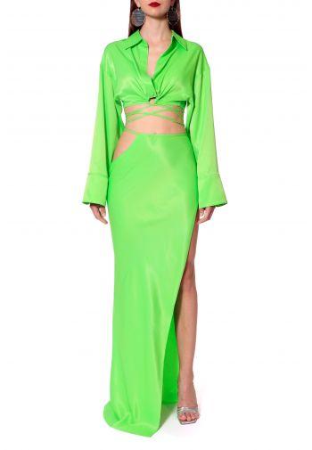 Skirt Faye Green Flash