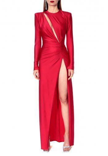Sukienka Adriana Shy Cherry